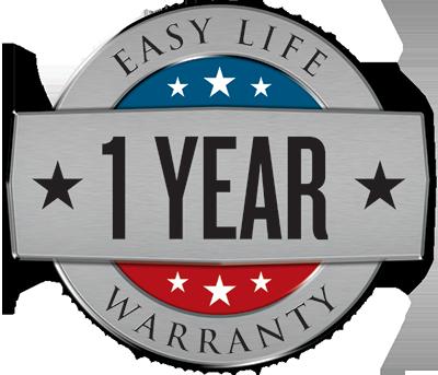 american landmaster 1 year warranty