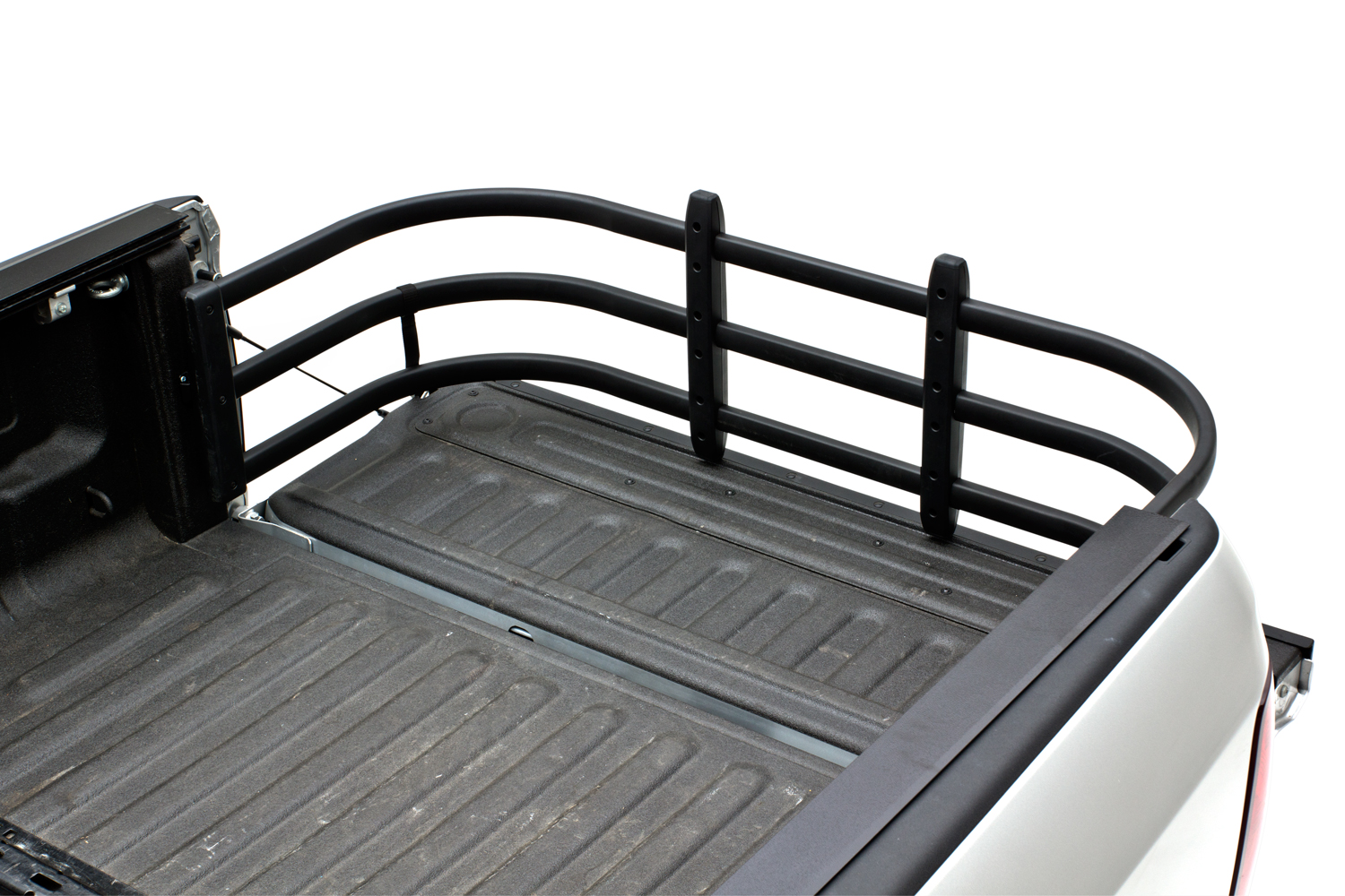 /& Tundra Mark LT AMP Research Black BedXTender HD Max for F-150 Bed Extender