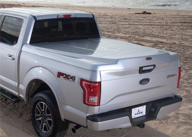 700 Deluxe Fiberglass Tonneau Cover Truck N America