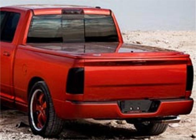 Lux Abs Plastic Tonneau Cover Truck N America